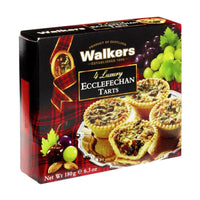 Walkers Ecclefechan Tarts, 6.3 oz (4 Pc)
