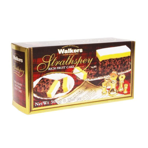 Walkers Strathspey Rich Fruit Cake, 17.6 oz