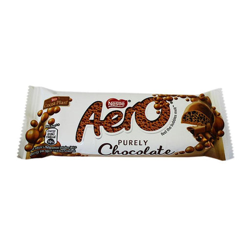 Aero Milk Chocolate Bar, 1.2 oz (36 g)