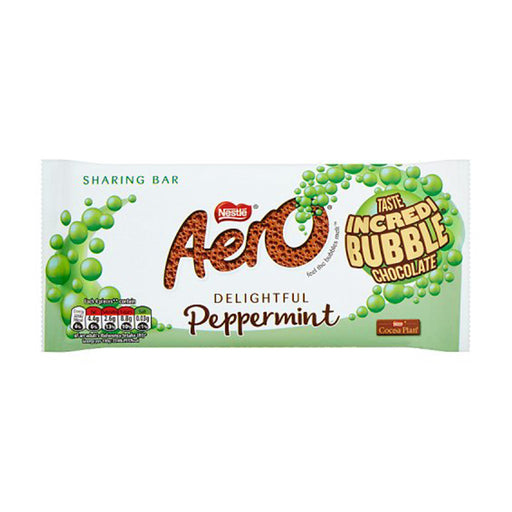 Aero Mint Chocolate Bar, 1.2 (36 g)