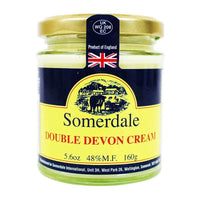 Somerdale Double Devon Cream, 5.6 oz (160 g)