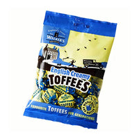 Walkers Nonsuch Creamy English Toffees,  5.3 oz (150g)
