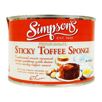 Simpson's Sticky Toffee Sponge Pudding, 10.6 oz (300 g)