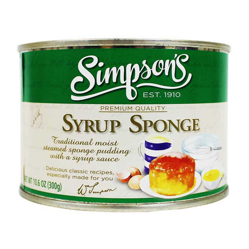 Simpson's Syrup Sponge Pudding, 10.6 oz (300 g)