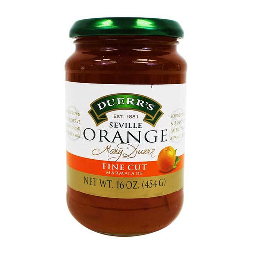 Duerr's Fine Cut Marmalade, Seville Orange, 16 oz (454 g)