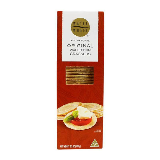 Original Wafer Thin Crackers, 3.5 oz (100 g)