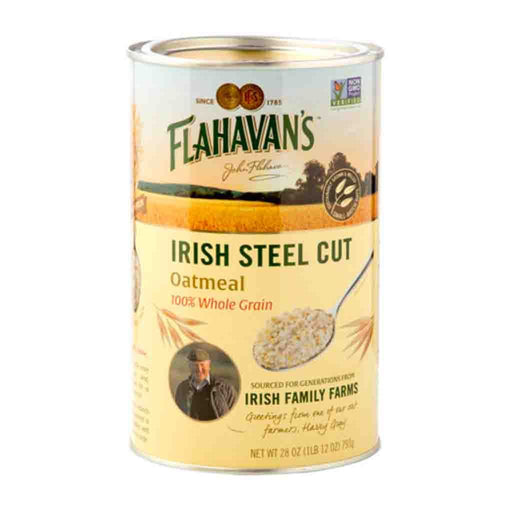 Flahavan's Irish Steel Cut Oatmeal, 28 oz (793 g)