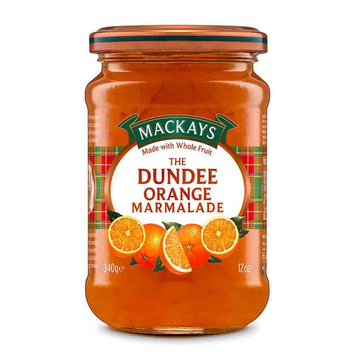 Mackays Dundee Orange Marmalade, 12 oz (340 g)