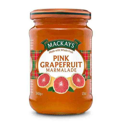 Mackays Pink Grapefruit Marmalade, 12 oz (340 g)