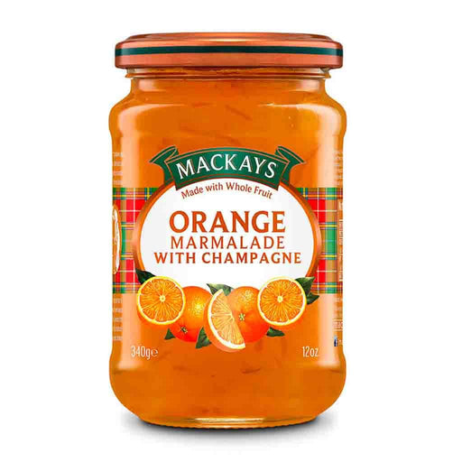 Mackays Orange Marmalade with Champagne, 12 oz (340 g)