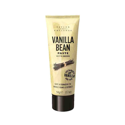 Taylor & Colledge Vanilla Bean Paste, Organic , 1.4 oz (40 g)