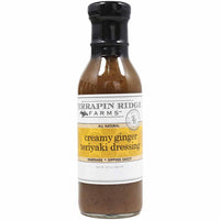 Terrapin Ridge Farms - Creamy Ginger Teriyaki Dressing, 12 oz