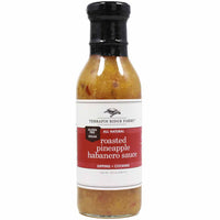 Terrapin Ridge Farms - Roasted Pineapple Habanero Sauce, 12 oz