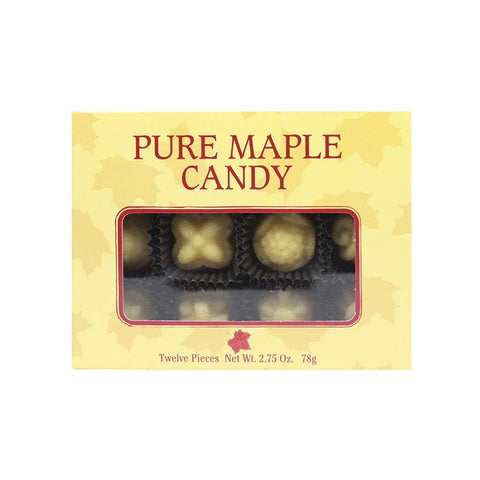 Pure Maple Candy by Hidden Springs Maple 2.75 oz