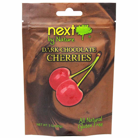 Dark Chocolate Cherries by Next Chocolates 3 oz