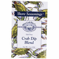 Crab Dip Blend by Blue Crab Bay Company 0.5 oz