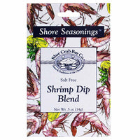 Shrimp Dip Blend by Blue Crab Bay Company 0.5 oz