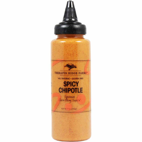 Spicy Chipotle Sauce by Terrapin Ridge Farms 9 oz