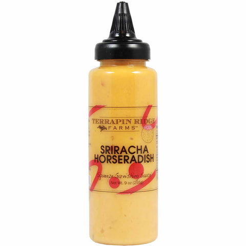 Sriracha Horseradish Sauce by Terrapin Ridge Farms 9 oz