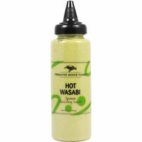 Terrapin Ridge Farms Hot Wasabi Sauce, 9 oz