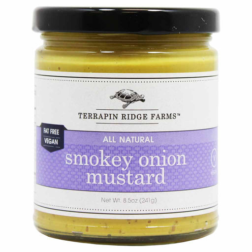 Terrapin Ridge Farms - Smokey Onion Mustard, 8.5 oz