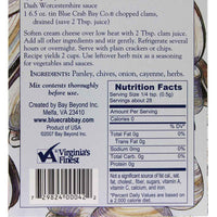 Blue Crab Bay Co Salt Free Clam Dip Blend .5 oz. (14 g)