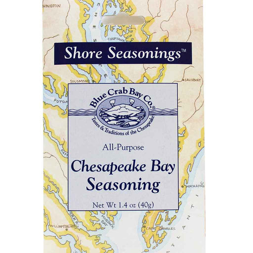 Blue Crab Bay Co. All-Purpose Chesapeake Bay Seasoning 1.4 oz. (40 g)