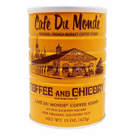 Cafe du Monde Coffee and Chicory 15 oz. (425g)