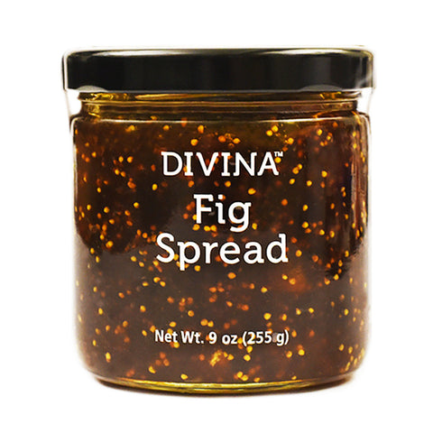 Divina Fig Spread 9 oz. (255g)