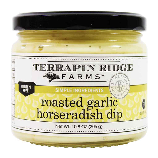 Terrapin Ridge Farms - Roasted Garlic Horseradish Dip, 10.8 oz.