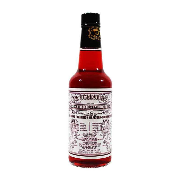 Peychaud's - Aromatic Cocktail Bitters, 10 oz.
