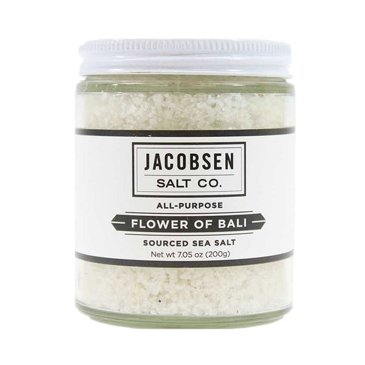Jacobsen Flower of Bali Sea Salt, 7 oz.