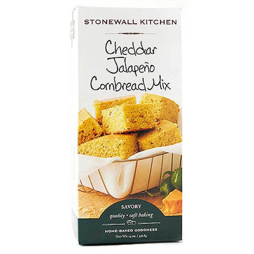 Stonewall Kitchen Cheddar Jalapeno Cornbread Mix, 14 oz. (396.8 g)
