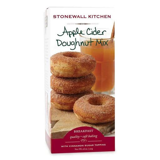 Stonewall Kitchen Apple Cider Doughnut Mix, 18 oz. (510 g)