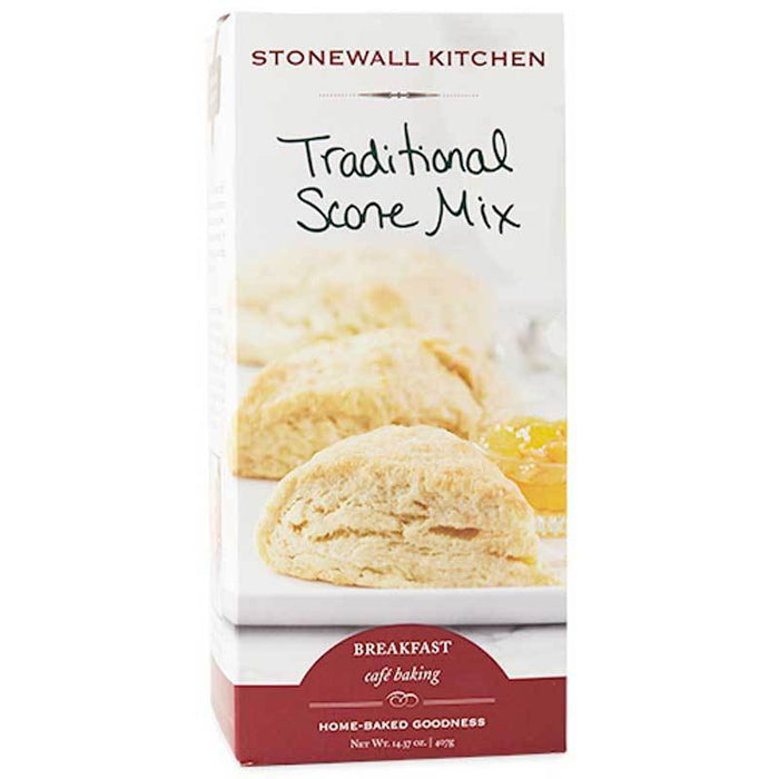 Stonewall Kitchen Traditional Scone Mix, 14.37 oz. (407 g)