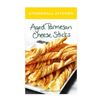 Stonewall Kitchen Aged Parmesan Cheese Sticks, 4 oz (113.4 g)