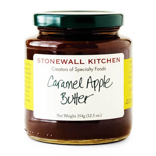 Stonewall Kitchen Caramel Apple Butter, 12.5 oz (354 g)