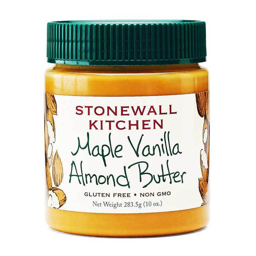 Stonewall Kitchen Maple Vanilla Almond Butter, 10 oz (283.5 g)