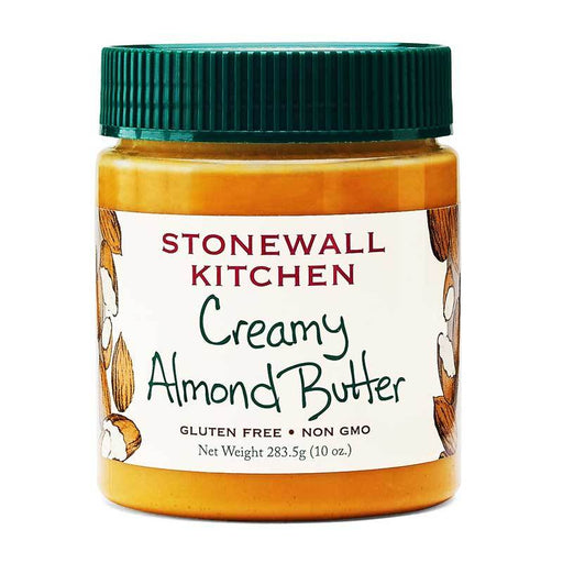 Stonewall Kitchen Creamy Almond Butter, 10 oz (283.5 g)