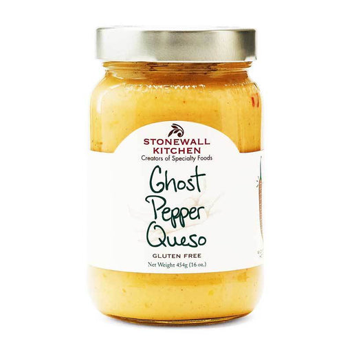 Stonewall Kitchen Ghost Pepper Queso, 16 oz (454 g)
