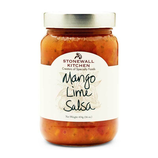 Stonewall Kitchen Mango Lime Salsa, 16 oz (454 g)
