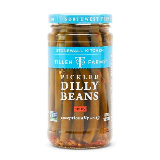 Stonewall Kitchen Spicy Dilly Beans, 12 oz (340 g)