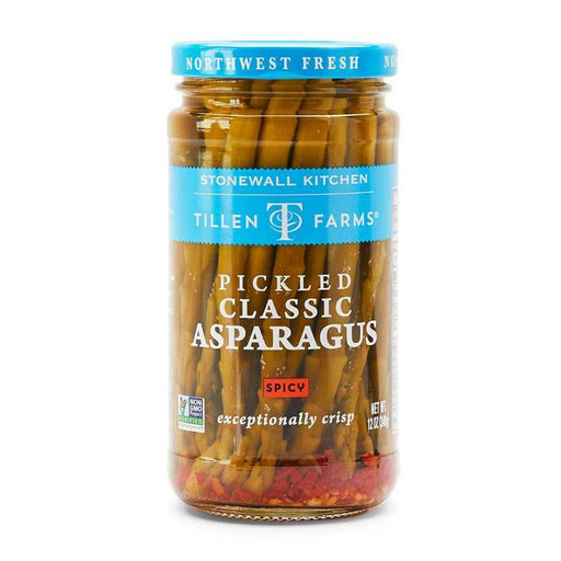 Stonewall Kitchen Spicy Asparagus, 12 oz (340 g)