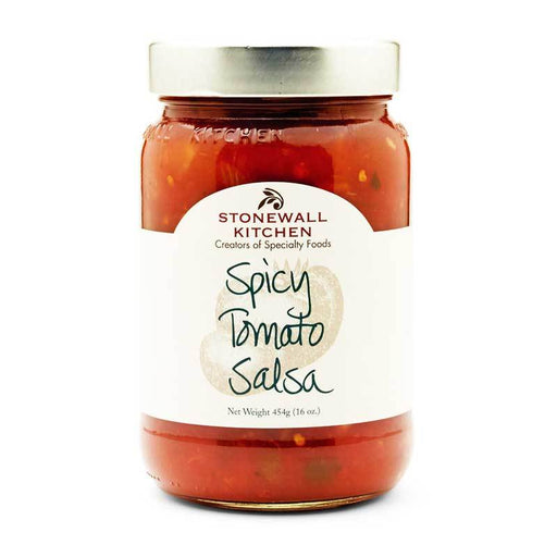 Stonewall Kitchen Spicy Tomato Salsa, 16 oz (454 g)