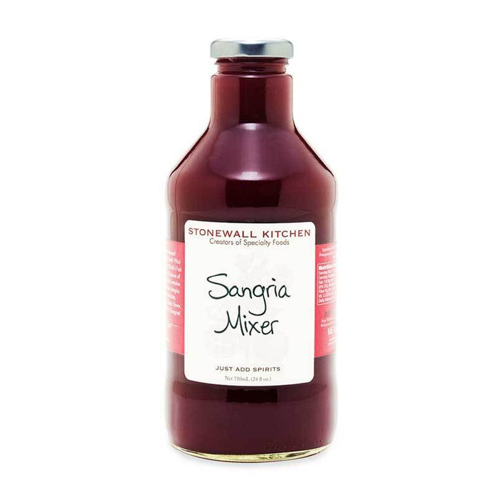 Stonewall Kitchen Sangria Mixer, 24 fl oz (710 ml)