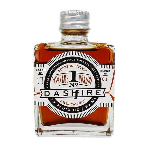 Dashfire Vintage No. 1 Bitters, 1.7 fl oz (50 mL)