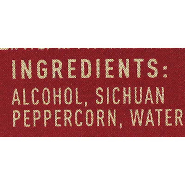 Dashfire Sichuan Bitters, 3.4 fl oz (100 mL)