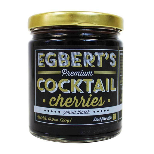 Egbert's Premium Cocktail Cherries, 10.5 oz (297 g)
