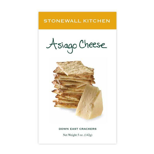 Stonewall Kitchen Asiago Cheese Crackers, 5 oz. (142g)