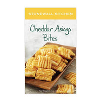 Stonewall Kitchen Cheddar Asiago Bites, 4.5 oz (127 g)
